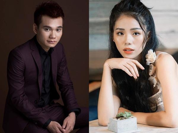 Hương Ly xin lỗi Khắc Việt sau khi hát không xin phép.