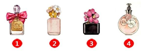 Trắc nghiệm: Chai nước hoa nào chiết xuất từ tính cách của bạn?
