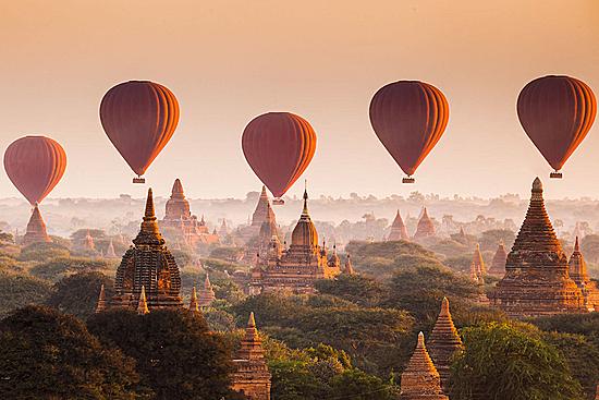 Bagan, Myanmar!