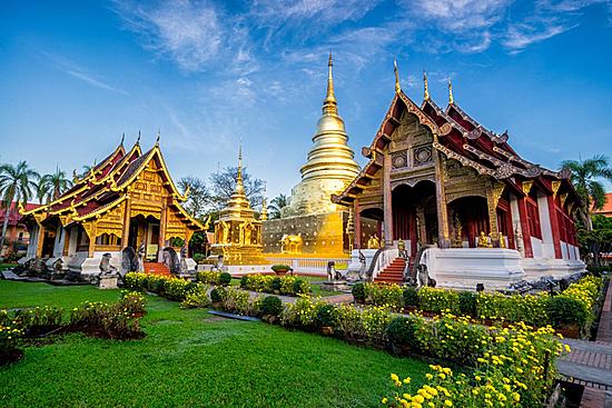 Chiang Mai, Thái Lan!
