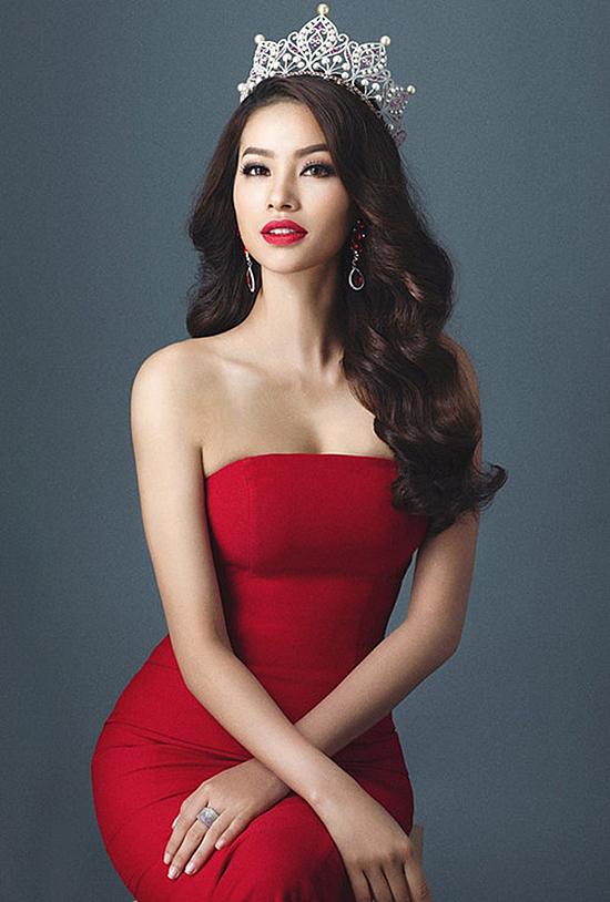 4 chiếc vương miện đắt đỏ của Hoa hậu Việt Nam - 3