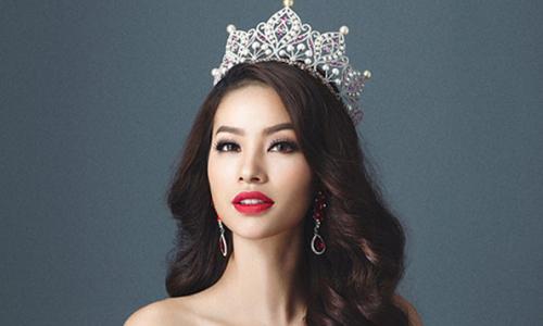 Đoán giá trị của 4 chiếc vương miện Hoa hậu Việt Nam