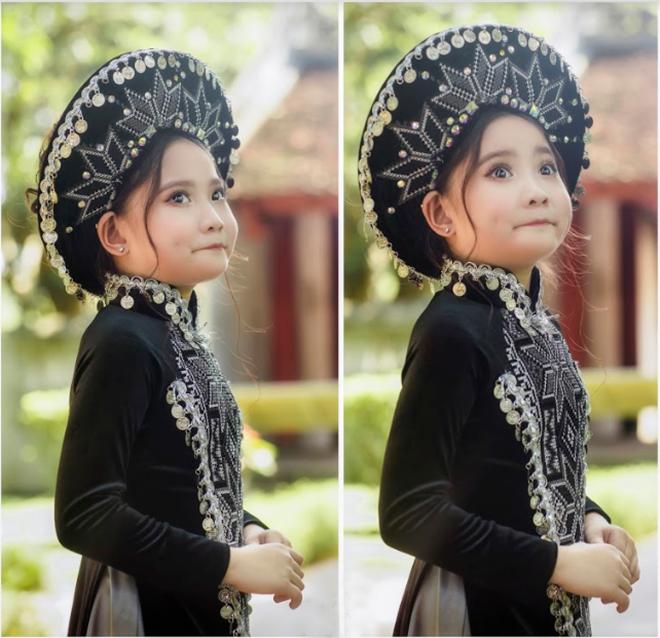 <p> Khánh Vân từng tham gia cuộc thi<em>Siêu mẫu nhí 2018, Người mẫu nhí Việt Nam 2019...</em></p>
