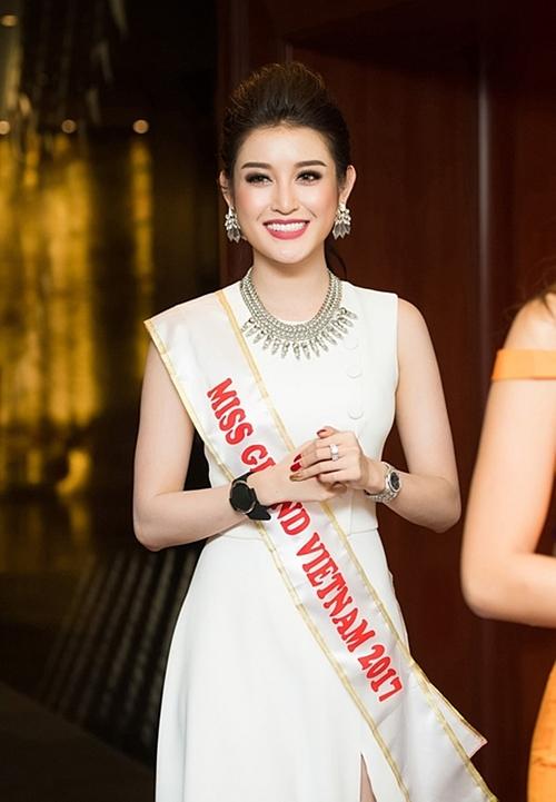 Năm 2017, Huyền My đại diện Việt Nam dự Hoa hậu Hòa bình Quốc tế và vào top 10.