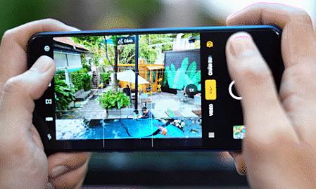 Cách chụp hình sống ảo ''chất'' bằng Realme 5 Pro