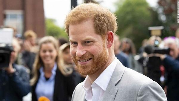 Hoàng tử Harry.