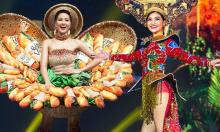 Sự cố trang phục dân tộc của đại diện Việt Nam khi thi quốc tế