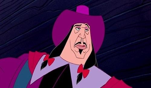 Bạn còn nhớ các nhân vật phản diện trong phim Disney? (2) - 2