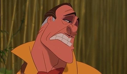 Bạn còn nhớ các nhân vật phản diện trong phim Disney? (1) - 9