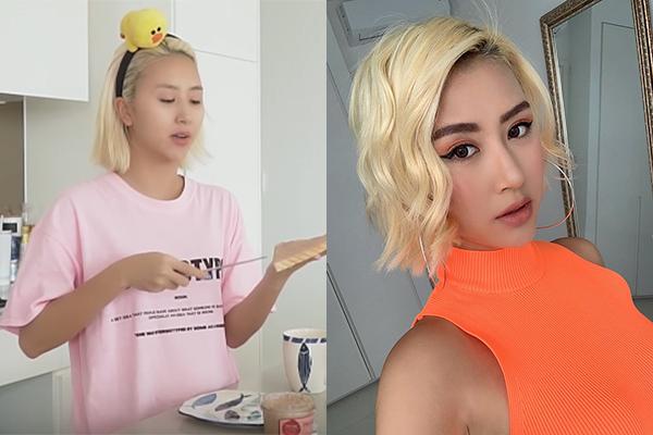 Ngoài khả năng tự làm stylist, Quỳnh Anh Shyn còn có khả năng tự trang điểm. Nhiều lần cô nàng khoe ảnh biến hình từ bạ gì mặc nấy thành quý cô sang chảnh đậm chất Tây.