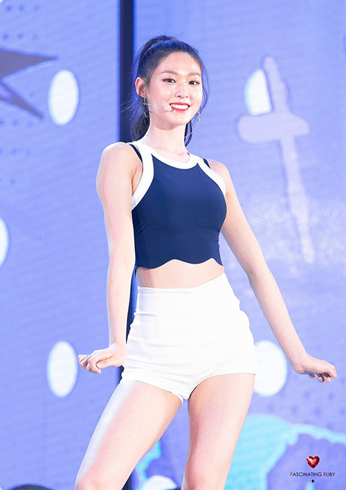 Seol Hyun.