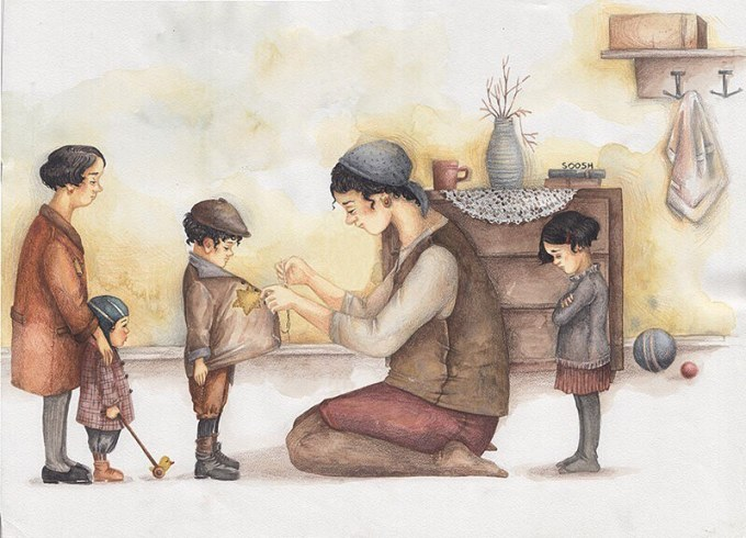 <p> Mẹ có không giàu có, không xinh đẹp hay chăm chút bản thân như những người khác nhưng mẹ là người yêu bạn vô điều kiện.</p>