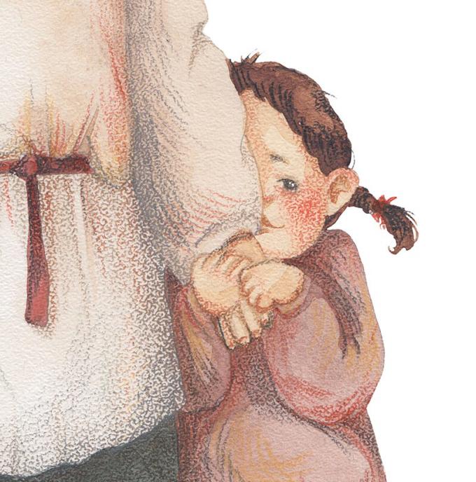 <p> Nhưng dù có thế nào, với mẹ, bạn vẫn là cô con gái bé bỏng cần được yêu thương chở che.</p>