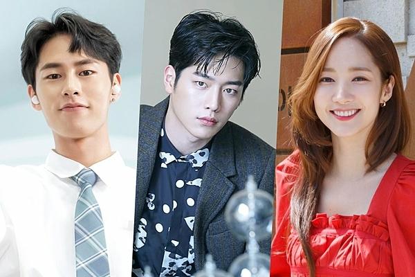 Lee Jae Wook, Seo Kang Joon và Park Min Young là bộ ba diễn viên chính trong drama mới của JTBC.