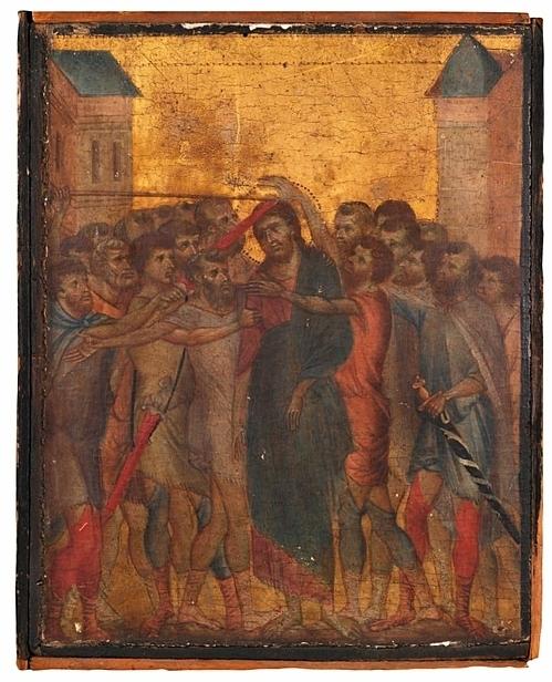Kiệt tác Christ Mocked bị thất lạc.