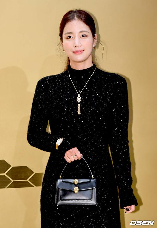 Nữ diễn viên Ku Eun Se.