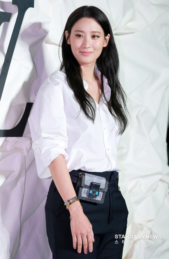 <p> Người mẫu, diễn viên Claudia Kim.</p>