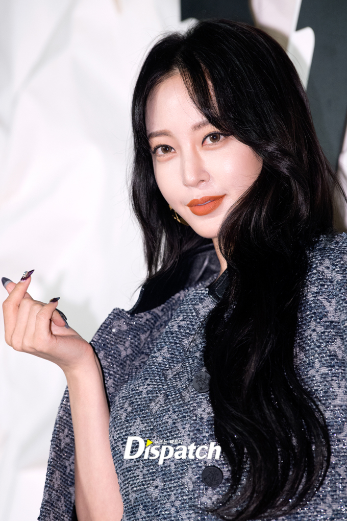 <p> Han Ye Seul là mỹ nhân có thể ''cân'' được mọi màu son.</p>
