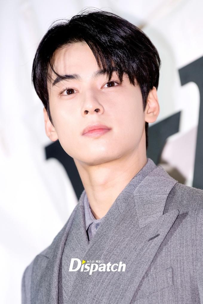 <p> Cha Eun Woo (Astro) luôn khiến công chúng trầm trồ vì visual đỉnh cao.</p>
