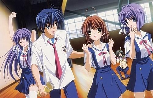 Những bộ anime hay nhất của xưởng phim Kyoto Animation - 2