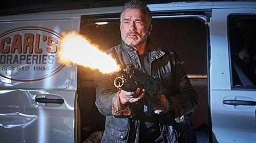 Arnold không suy giảm phong độ sau 35 năm gắn bó với thương hiệu Kẻ hủy diệt.