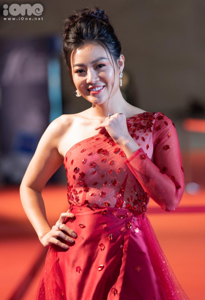 <p> Diễn viên Thanh Hương.</p>