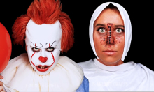 Ý tưởng hóa trang điên rồ cho dịp Halloween (2)