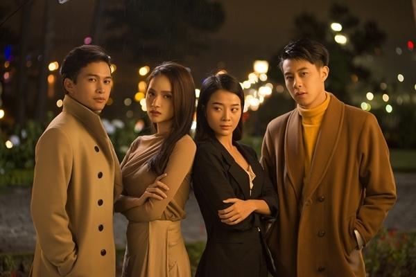 4 diễn viên chính của phần 3.