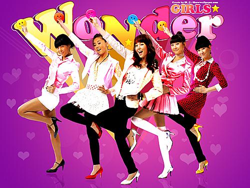 Tell me – Wonder Girls!