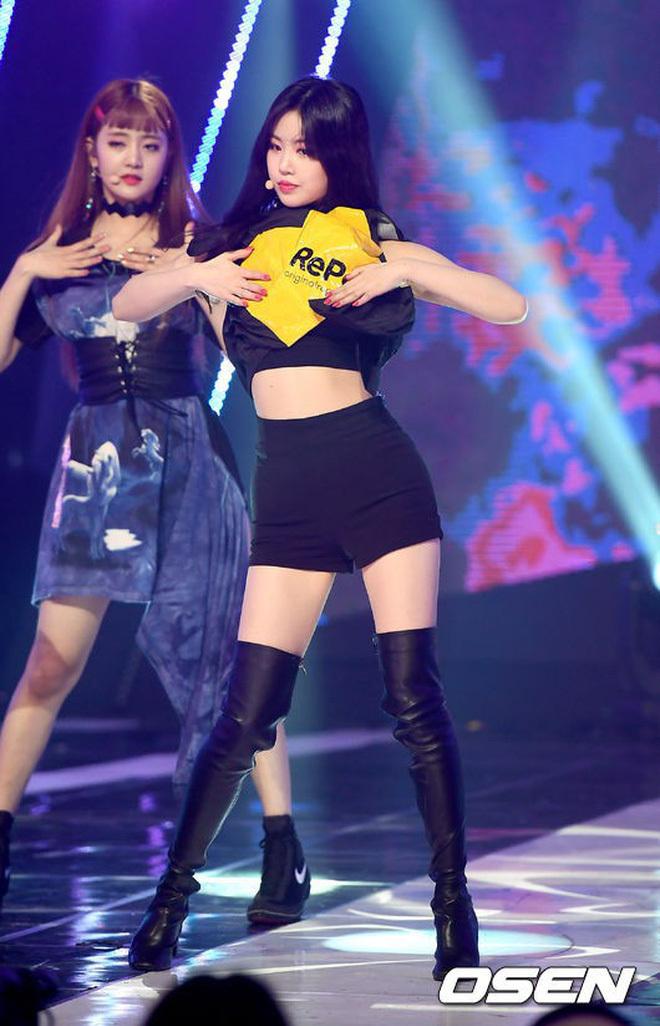 <p> Không có gương mặt xinh đẹp kiểu truyền thống, Soo Jin chinh phục người hâm mộ với nét cuốn hút riêng biệt, khiến khán giả không thể rời mắt khỏi những màn biểu diễn.</p>