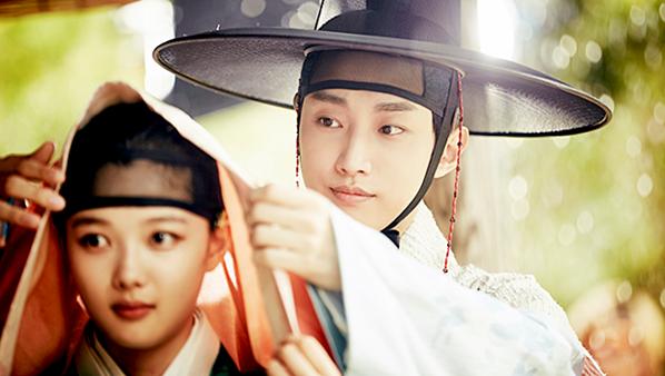 Yoon Sung là điển hình cho mẫu nam phụ có số phận bi thương trong phim Hàn.