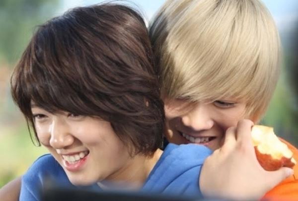 Cô nàng giả trai Go Mi Nyeo và Jeremy đã từng có thời gian vui vẻ bên nhau,