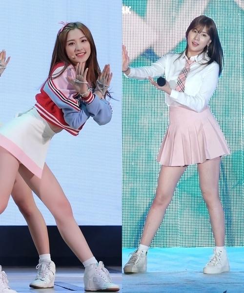 Nữ idol Kpop nào thấp hơn? - 1