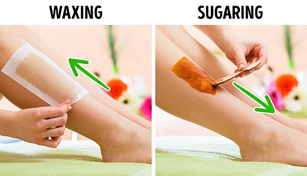 6 điều chứng tỏ bạn tẩy lông chân sai cách - 2