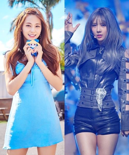 Nữ idol Kpop nào thấp hơn? - 8