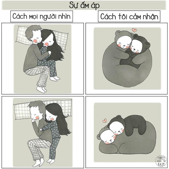 """<p> Được ''ủ ấm"""" mỗi khi đi ngủ còn gì tuyệt hơn?</p>"""