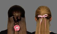 6 cách làm mới cho mái tóc dài đơn điệu
