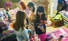 Phiên chợ thời trang retro giữa lòng Hà Nội