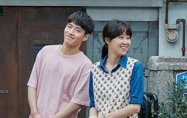 Kang Ha Neul và Gong Hyo Jin.