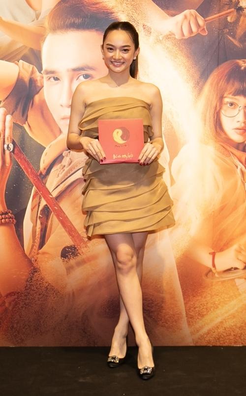 Sao Việt dự ra mắt phim Pháp sư mù - 6