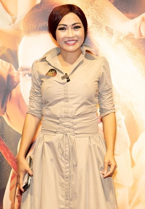 Sao Việt dự ra mắt phim Pháp sư mù - 3