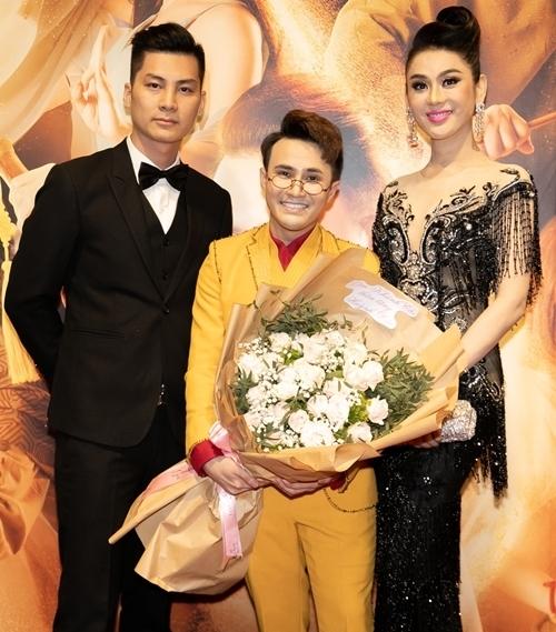 Sao Việt dự ra mắt phim Pháp sư mù - 11
