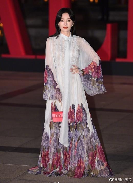 Nữ diễn viên Tần Lam.