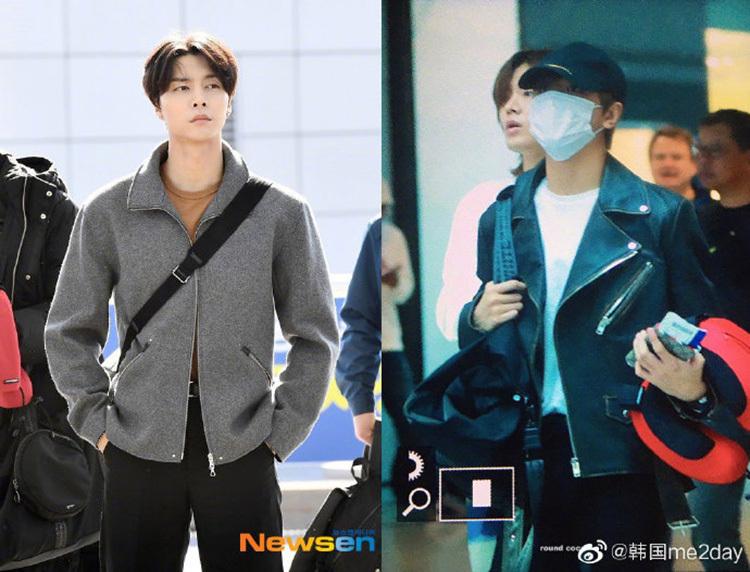 2 visual nhà JYP Yuna - Tzuyu đọ nhan sắc đỉnh cao ở sân bay - page 2 - 1