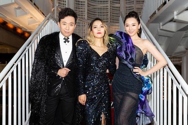 So Hyang thân thiết với vợ chồng Hari Won - Trấn Thành.