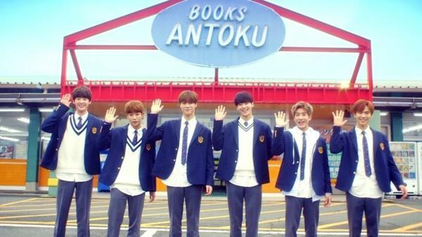 Các chàng trai Astro hóa thân thành những nam sinh trong MV Confession.