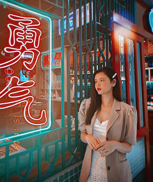 Trương Quỳnh Anh thả thính: Cuộc đời em còn nhiều thứ hỗn độn Không cho ai bước vào làm lộn xộn thêm nh