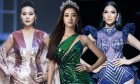 5 hoa hậu, á hậu có đôi chân dài nhất làng mốt Việt