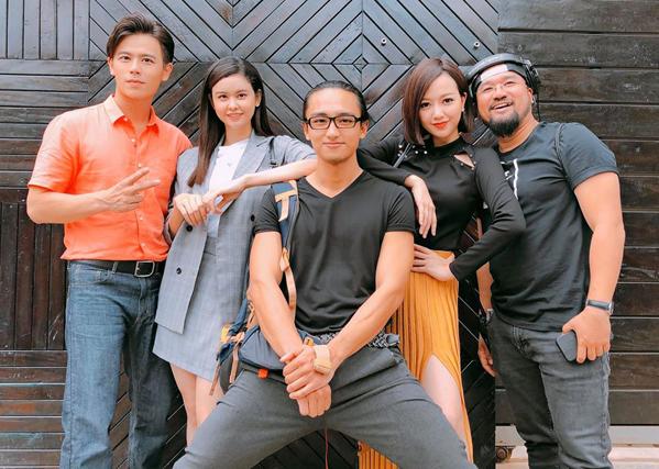 Hữu Vi tái xuất trong dự án phim truyền hình hợp tác cùng Trương Quỳnh Anh, Băng Di.