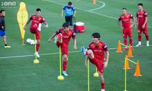 HLV Park loại 5 cầu thủ trước trận gặp UAE